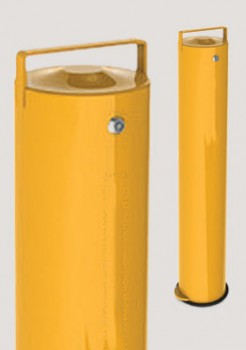 Builders bollards - fixed bollards